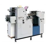 軽オフセット印刷機